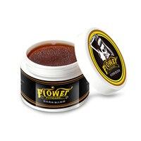 Ретро помады мужской воск волос сильный стиль увлажняющий гель для укладки крем щелкнуло масло грязи #856