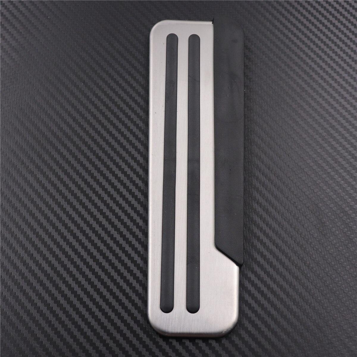 TTCR-II автомобильный акселератор газ ножной упор Модифицированная педаль Накладка для Nissan TEANA Qashqai X-trail 2010-2013 ремонт украшения Аксессуары - Название цвета: Footrest