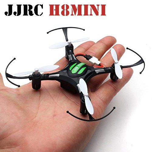 JJRC H8 MINI 4CH 360 Flips One key return 2 4GHz RC Quadcopter w Headless Mode