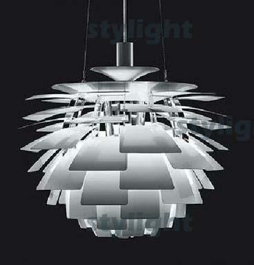 где купить Artichoke pendant lamp pendant light Poul Henningsen pendant lighting dinning room hotel meeting room diameter 72cm по лучшей цене