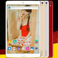 BDF da 10.1 pollici Tablet Pc Android 7.0 4GB + 64GB Octa Core 2G 3G 4G LTE Chiamata di Telefono Sim Card Mini Pad Pc 1920*1200 IPS LCD 5Mp