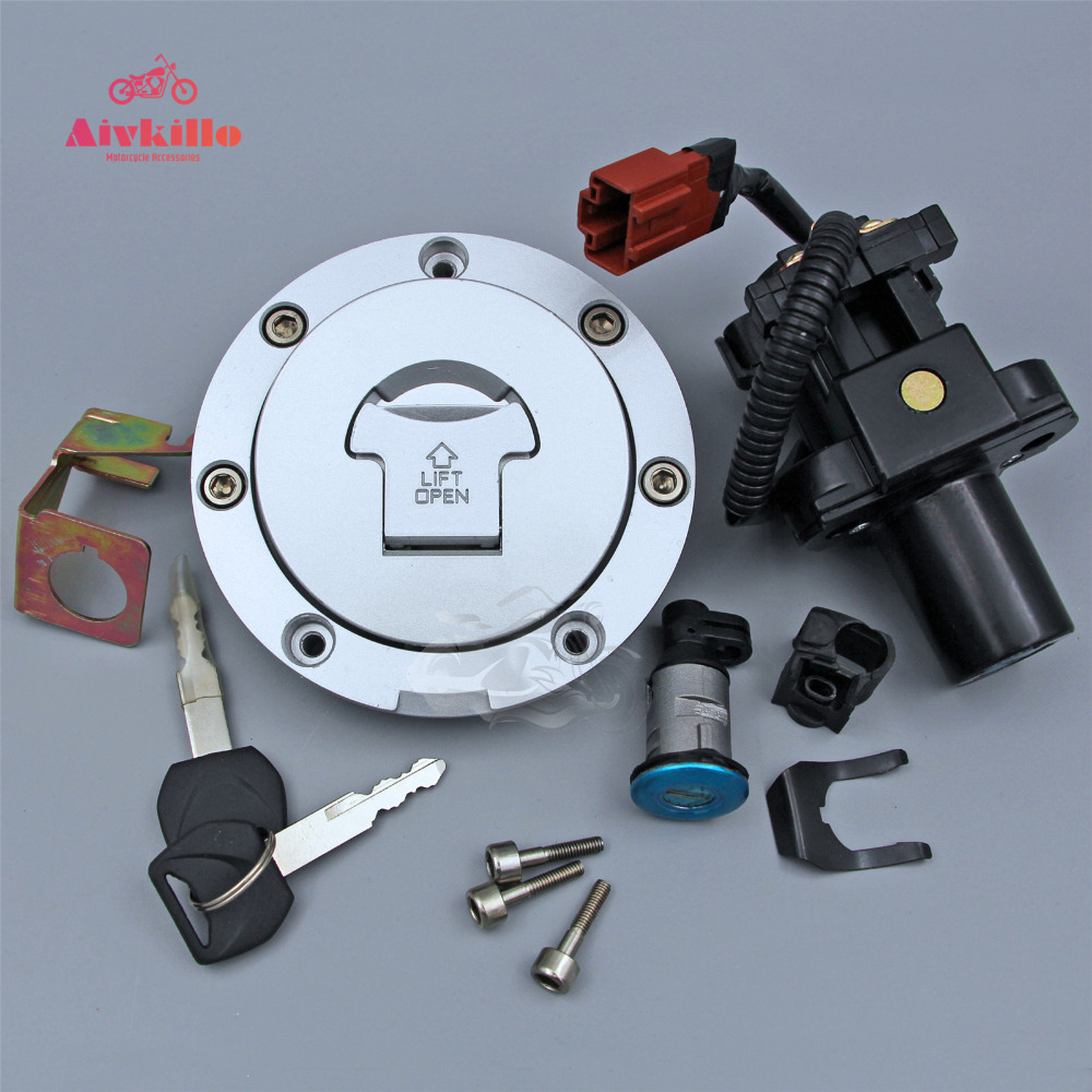 ignition switch lock fuel gas cap key set for honda cbr600rr f5 2007 2016 cbr1000rr 08 16 09 11 12 13 14 15 [ 1000 x 1000 Pixel ]