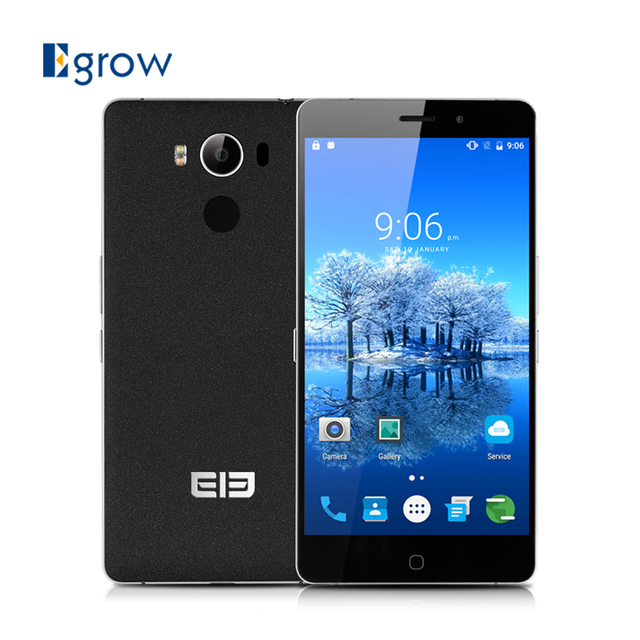 Elephone P9000 Android 6.0 Cell Phone MT6755 Octa Core 4GB RAM+32GB ROM Mobile Phone 5.5 inch 13.0MP Camera Unlocked Smartphone