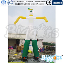 8m Height Inflatable Air Sky Dancer With Two Legs From Chinese Factory