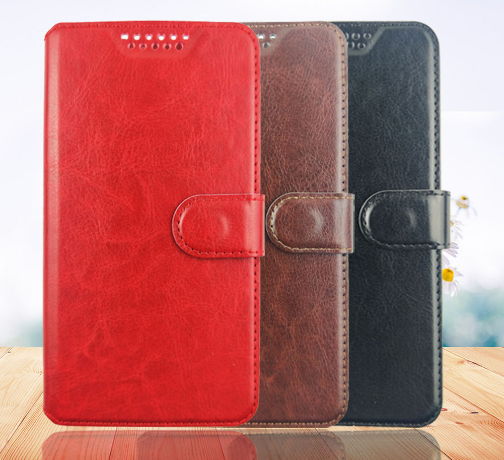 PU Leather Wallet Cover <font><b>Case</b></font> For <font><b>Oukitel</b></font> U13 <font><b>K4000</b></font> <font><b>Pro</b></font> U15 <font><b>Pro</b></font> U15S U20 U7 Plus protection <font><b>case</b></font> image
