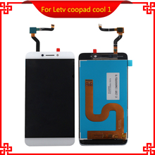 Replacement Cool1 Dual C106 LCD Display Touch Screen Digitizer Assembly For Letv Le LeEco Coolpad Cool 1 Cell Phone Parts lcd display for letv leeco coolpad cool 1 screen touchscreen panel digitizer replacement track number