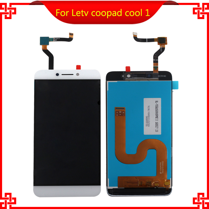 Per Leeco Cool1 C106 Display LCD Touch Screen Digitizer Per Letv Le LeEco Coolpad Fresco 1 Parti Del Telefono Display LCD