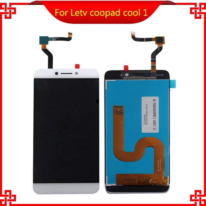 Pour Leeco Cool1 C106 LCD Affichage à L'écran Tactile Digitizer Pour Letv Le LeEco Coolpad Frais 1 Téléphone Pièces LCD Affichage
