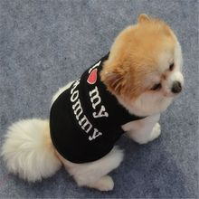 Dog Vest Shirt Clothes Coat Pet