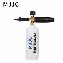 Mjjc брендовые зимние пена Лэнс для Skil 0760/Black & Decker/makita/ar синий/пенообразователь два -Время/bosche AQT серии после 2013 года