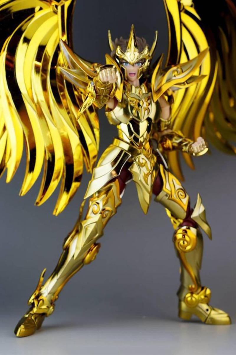 Gold Myth Cloth Model GT Saint Seiya Ex Sagittarius Aiolos Soul of Gold SOG Metal Armor Toys Action Figure for Collections блуза silver string silver string si021ewwnp34