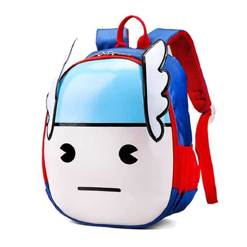 bd5a81a298 ... Hot 3D EVA children schoolbag Boys and girls Cartoon Backpack Lovely  children casual Rucksack Suitable for