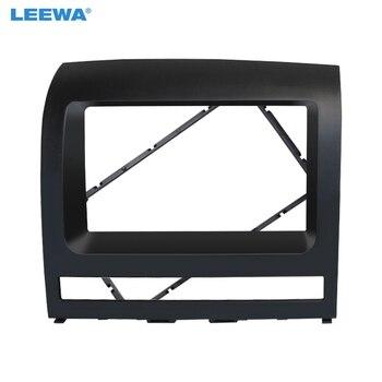 LEEWA samochód 2Din konsola radiowa rama dla FIAT Perla 2009 Stereo DVD Audio tablica rozdzielcza instalacji wykończenia zestaw # CA5201