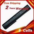 8 cells Battery for hp HDX X18 Pavilion dv7 dv7-1000 dv7-1100 dv7-1200 dv7-2000 dv7-2110 dv7-2200 dv7-3000 dv7-3110 dv8 dv8-1000