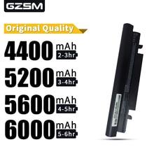 5200MAH laptop Battery AA-PB2VC3B AA-PL2VC6W AA-PB2VC3W AA-PL2VC6B For SAMSUNG N143 N145 N148 N150 N250 N260 black+white