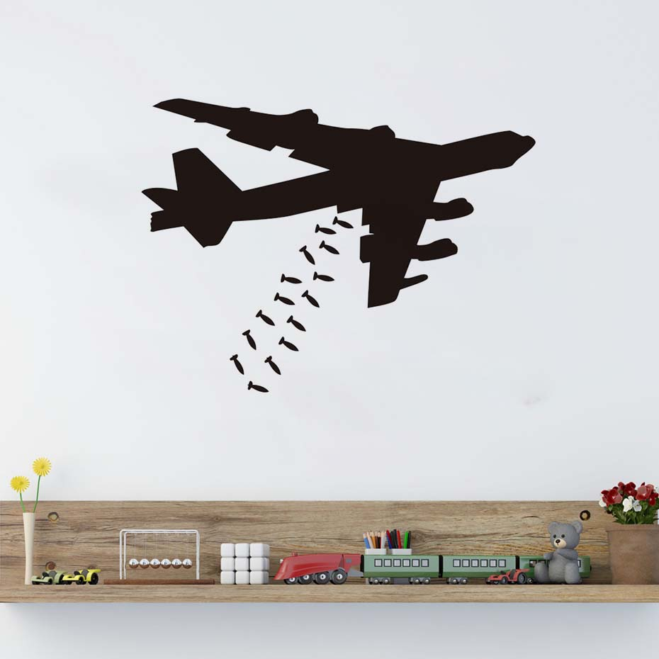 Compare Prices On Bullet Wall Decal Online ShoppingBuy Low Price - How to put a vinyl decal on a wall