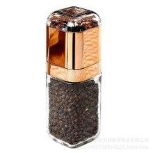 Automatic Pepper Grinder Salt Grinding Bottle Free kitchen accessories Seasoning Grind Tool Mills  hot sale