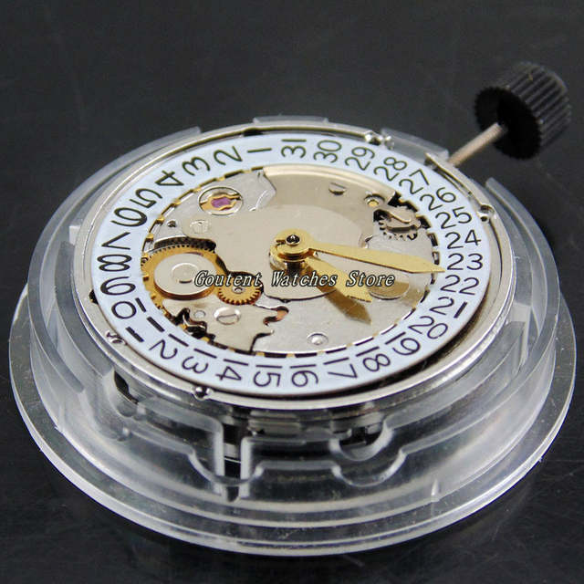 Watch Part Direct Replacement Date ETA 2824 Automatic Mechanical Movement