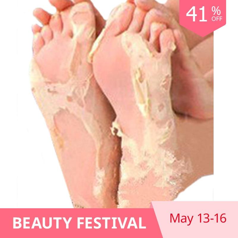 Schönheit & Gesundheit Sonnig 3 Packs = 6 Stücke Baby Fuß Peeling Erneuerung Fuß Maske Für Beine Entfernen Abgestorbene Haut Glatt Peeling Socken Fuß Pflege Socken Für Pediküre