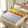 Mattress Thick Warm Foldable Single Or Double Student  Mattress Fashion NEW Topper Quilted Bed Sherpa