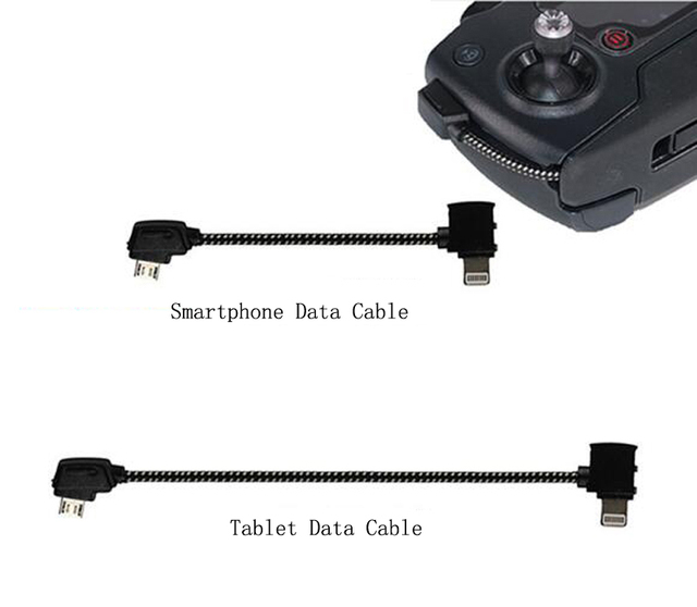 Cable android mavic air недорого зарядное устройство для автомобиля к бпла spark