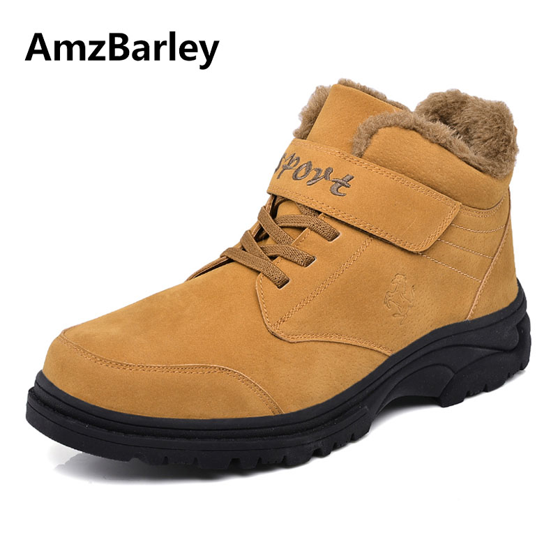 AmzBarley Shoes Men Footwear Flats High Top Casual Winter Plush Fur Lace Up Mens Trainers Walking Black Crossfit Zapatillas hot sale men s shoes casual shoes for men winter autumn low top patchwork canvas fashion lace up mens classic casual shoes