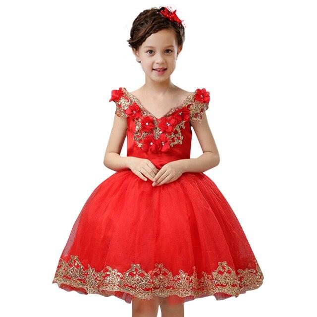 2 12 jahre Kinder partykleid von mädchen Mädchen Weihnachten kleid ...