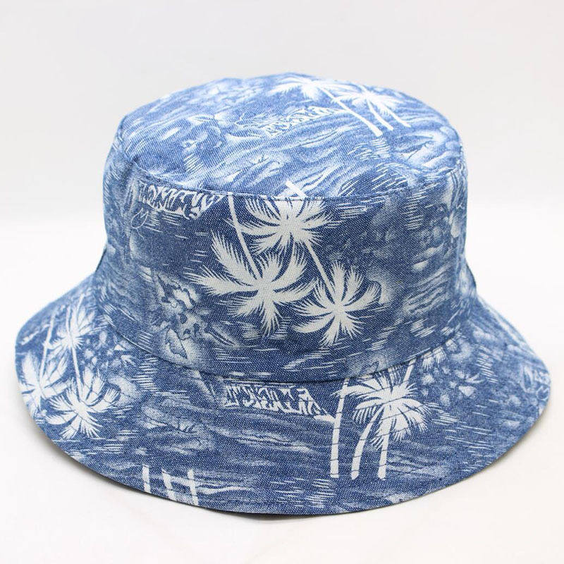 7ec24dbe658 LDSLYJR 2018 Trees print Bucket Hat Fisherman Hat outdoor travel hat Sun Cap  Hats for Men and Women 263-in Bucket Hats from Apparel Accessories on ...