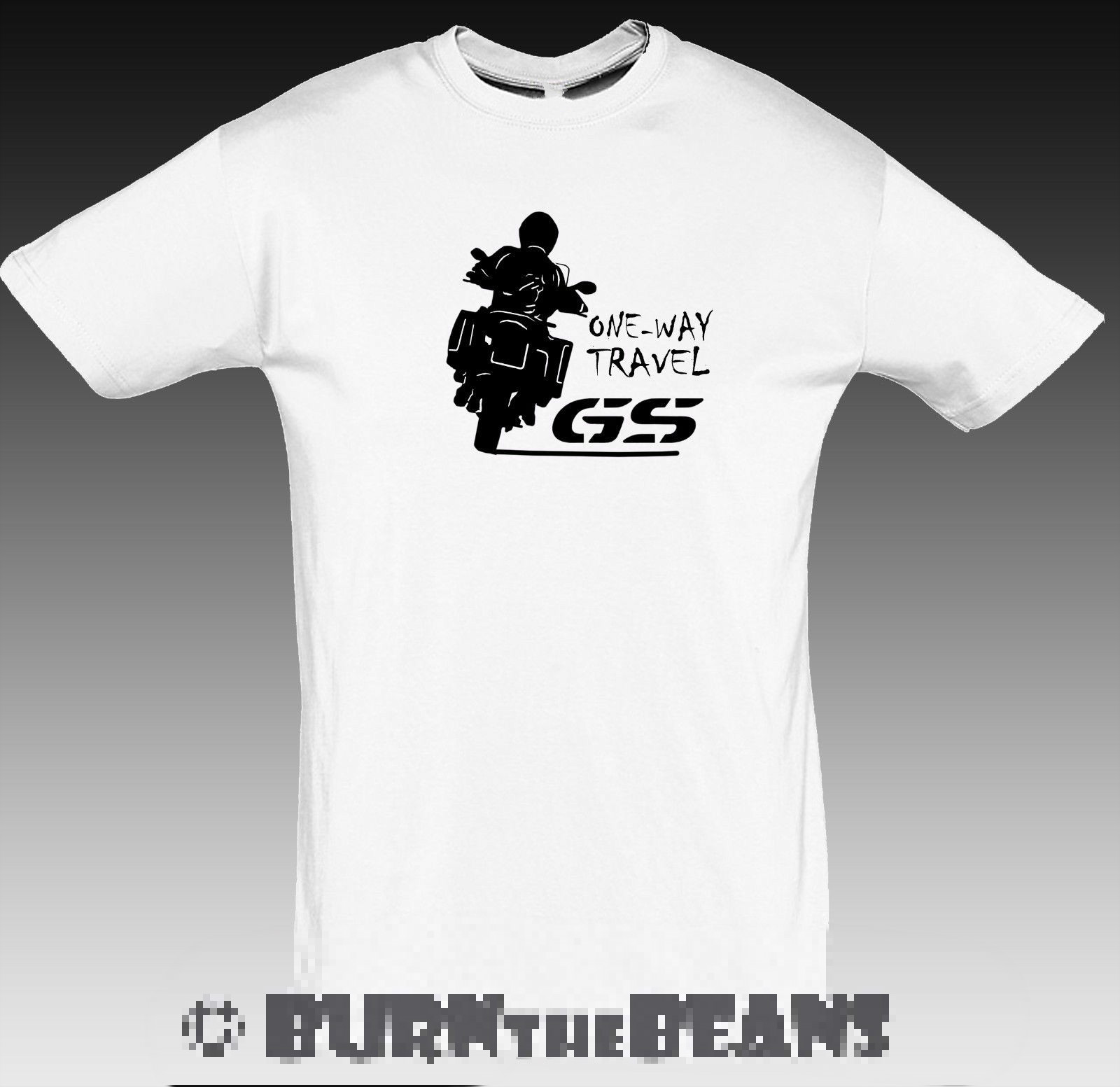 GS T Shirt R 650 800 1150 1200 Motorrad fans tshirt Boxer S - 5XL Men Brand Printed 100% Cotton T shirt Funny T Shirt Men ...