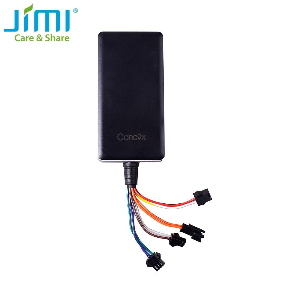 Concox GT06N Водонепроницаемый автомобиля gps трекер локатор встроенная GSM gps антенны Поддержка карт Google ссылка широкий Вход Напряжение 9 -36 В