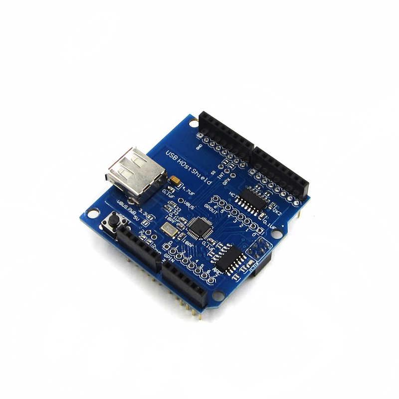 Para o Suporte Do Google Para Android ADK uno Arduino USB Host Escudo & 328 UNO MEGA 2560 Duemilanove