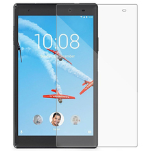 iBuyiWin Tempered Glass for Lenovo Tab 4 8 Plus Screen Protector Film TAB4 TB-8704N TB-8704X TB-8704F 8.0 inch