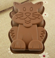 Baking Tools Toms Cat Silicone Cake Mould Pudding Jelly Mold Silicone Bakeware Baking Mold