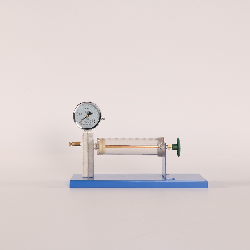 Boyle's Law Demonstrator Volume And Pressure Experiment Demo Props Mariotte's Law Demonstrator Physics Teaching Instrument