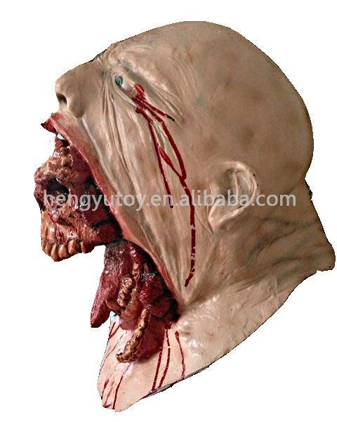 Latex Super Horror Adult Scary Halloween Costume Devil