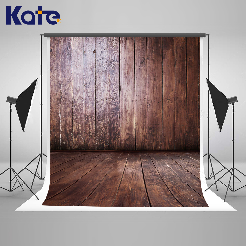 10x10ft Kate Retro Dark Brown Wood Photography Backdrops Children Photography Background Backgrounds  Newborn Photo Backdrop s retro background christmas photo props photography screen backdrops for children vinyl 7x5ft or 5x3ft christmas033