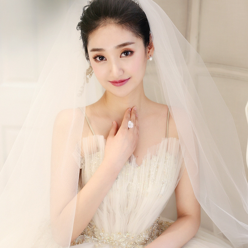 Robe De Mariage 2019 Luxury Wedding Dress Ball Gown Short Sleeve Wedding Gowns Champagne Princess Wedding Dress With Long Tail