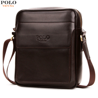VICUNA POLO New Arrival Brand Business Men S Shoulder Bag Square Design Casual Men Bag Promotion