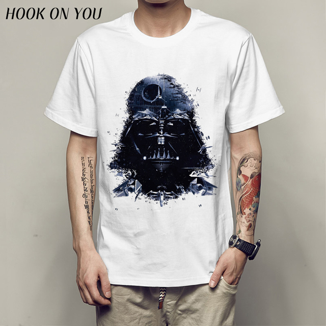 Star Wars Men T-Shirt – Multiple Styles