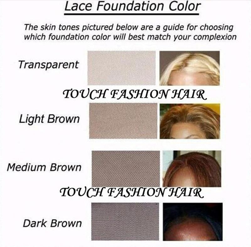 150 Density Hair Color 1b60 Brazilian Human Hair Glueless Full Lace