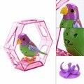 Дети Электрические Игрушки Дети Пение Птиц игрушка 20 Песни Sound Голосового Управления Активировать Щебетуны Пение Птиц Смешная Детская Подарки