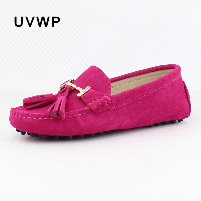 1efcfda6ca5 Fashion Women Shoes 100% Genuine Leather Women Flat Shoes Casual Loafers  Slip On Moccasins Woman Shoes Flats Lady Driving Shoes