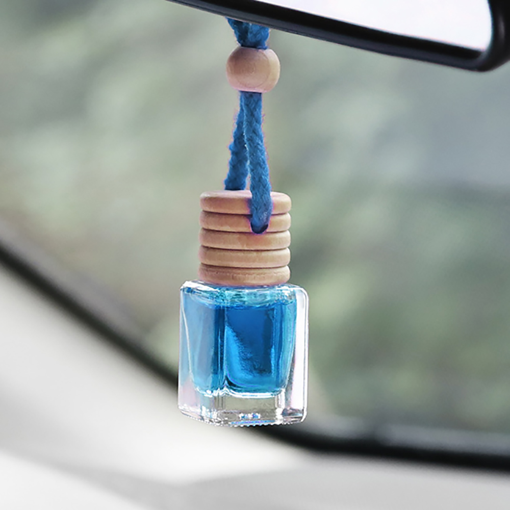 Auto Parfüm Anhänger Duft Lufterfrischer Autos Rückspiegel Luft