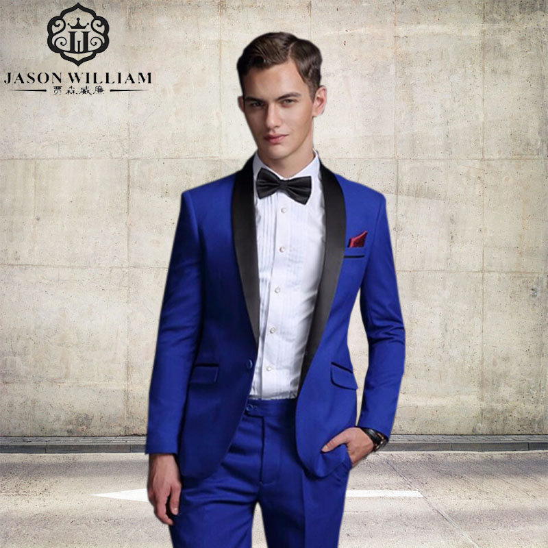 Popular Royal Blue Tailored Tuxedos-Buy Cheap Royal Blue Tailored ...