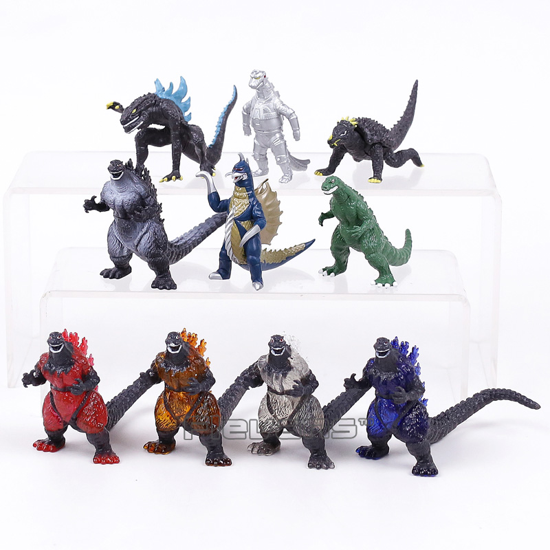 Monster Toys For Boys : Aliexpress buy godzilla monsters toys pvc figures