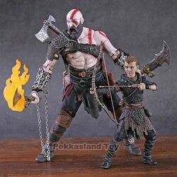 God of War (2018) Ultimate Action Figure 2-Pack Kratos & Atreus NECA