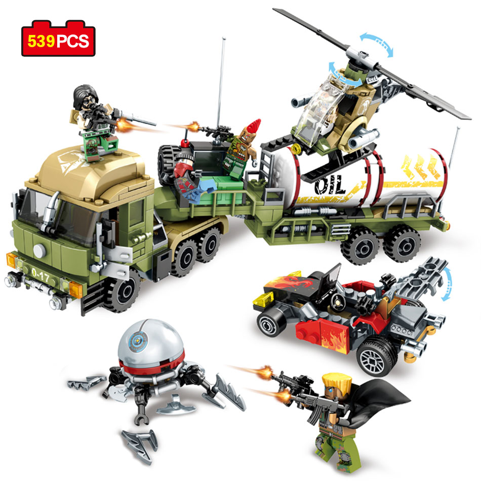 Sembo 8 Sets Police Action Toy Figures Weapon Building Blocks Compatible Legos City Enlighten Bricks Educational Toys For Kids kazi 608pcs pirates armada flagship building blocks brinquedos caribbean warship sets the black pearl compatible with bricks