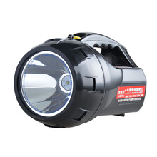 20W searchlight large capacity battery powered flashlight outdoor home waterproof LED portable light rechargeable searchlight недорого