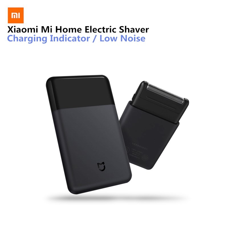 Xiaomi Mijia Shave Portable Electric Razor Shaves USB Rechargeable 60HRC Japan Steel Mens Travel For xiaomi mi smart home