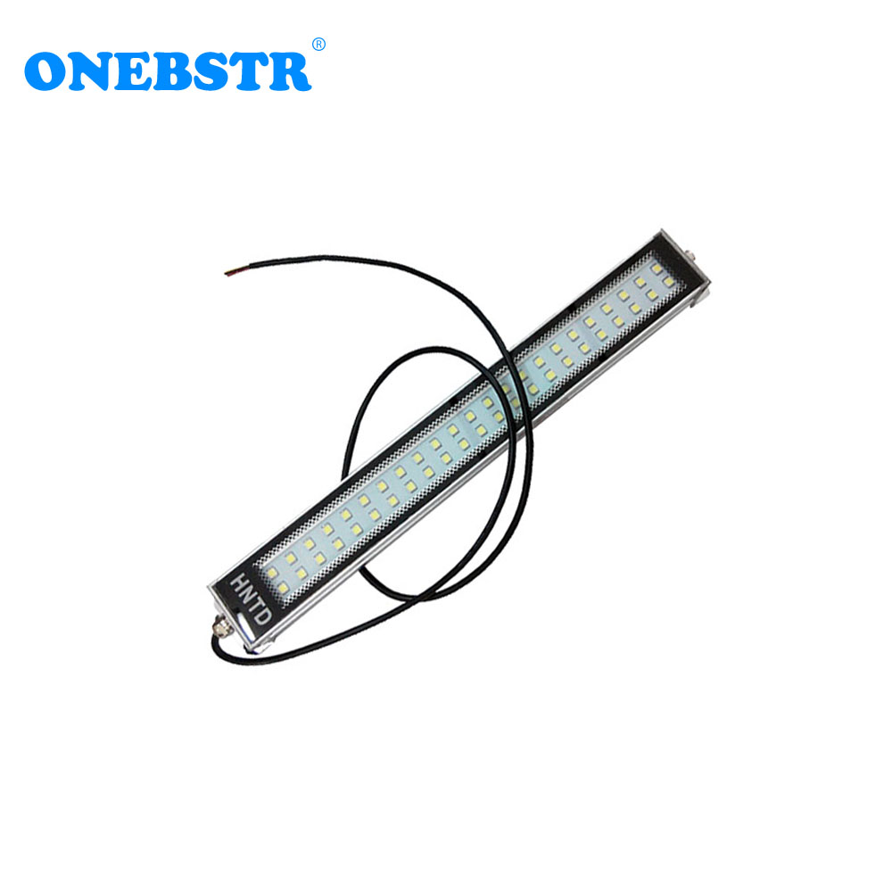 HNTD 10W Explosion-proof Led Metal Panel Light TD47 Astigmatism Work Light  24V/220V CNC Machine Tools Waterproof IP67 Good Sale